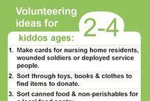 Kids Corner - volunteering