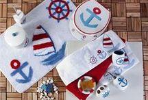 Denizi Evinize Taşıyın! / Denizin huzurunu ve ferahlığını evine taşımak isteyenler için şık tasarımlar burada!
