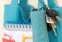 Sew Accessories / Sewing tutorials for bags and other accessories