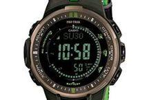 Outdoor Kol Saatleri / Outdoor severlerin gözdesi olacak fonksiyonel kol saatleri burada!