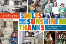 Beyond Tile - Family / Because nothing matters more...