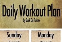 5 Minute Workouts / by Eric Lee