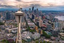 Portland / Seattle Washington Trip