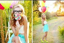 Senior Photo / Head Shot Inspiration / Senior Photography posing, info, and ideas