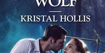Awakened by the Wolf (Wahyas of Walker's Run, #1) / He'll defy his powerful Alpha father for the right to claim her and face a deadly enemy to protect her, but Brice's greatest challenge will be convincing Cassie he isn't her downfall, but her destiny.