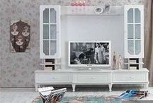Dekorasyon - Oturma Odası