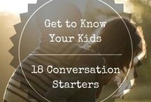 Fun with older Kids / Parenting tips for moms  who have children who older than toddlers. Fun ideas to do with your child.