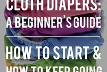 All Things Cloth Diaper / Everything you need to know about cloth diapers from what to buy to how to organize and much more!