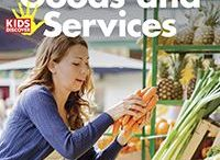 Economy For Kids / Teach kids the basics of Goods and Services, Money, and Economy