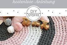 Häkeln - Stricken / Crochet - Knitting