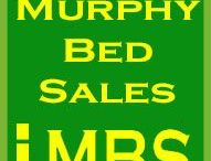 Murphy beds / Space Saving murphy bed for your spare bedroom