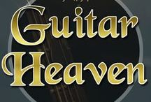 Guitar Heaven / Here you will find loads of incredible guitars, guitarist's signature instruments. The best looking 6, 7 and 8-string splendors on the planet!