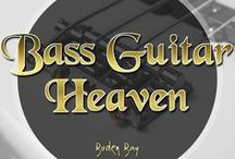 Bass Guitar Heaven / Bass Guitars (Basses) of all brands, makes and models, from all around the world. 4 string, 5 string and 6 string beauties.