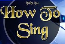 How To Sing / Here you will find singers of all walks of life. Vocalists from all over the world, from jazz to heavy metal and everything in between and around!