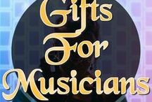 Gifts For Musicians / A list of the best gifts for musicians