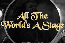 All The World's A Stage / The Performing Arts Group Board, USE THIS FOR FREE PROMOTION. For musicians, bands, artists. dancers, music lovers, promoters or music bloggers. ~ if you'd like to join the board, please email enquiries@jamtavern.com with the name of the board and your pinterest profile link ~  Please keep the content suitable and if you would like to add other people, feel free. NO LIMIT TO PINS PER DAY!  Cheers & Enjoy!