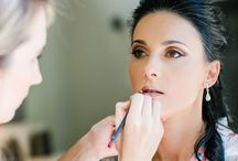 """{ Makeup } / -- """"On your wedding day you should look like yourself at your most beautiful"""""""