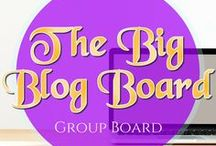 The Big Blog Board | group board / Professional Bloggers | Crafting Blogs | How To Blog | How To Start A Blog | Music Blogs | Blogging For Beginners | Fitness Blogs | Health Blogs | Yoga | Meditation | Home Decor | Travel | Blogging Group | Group Board. If you are a blogger and would like to join the board, please email your Pinterest URL at enquiries@jamtavern.com