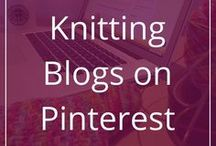 Knitting Blogs on Pinterest / A group board dedicated to knitting blogs. All knitting related blog posts are allowed: promoting patterns, sharing advice or journaling knitting adventures. Anything you find share-worthy.   Tall images with a good description are preferred. Please, space out your re-pins (once per month). For any pin you add, try to save another one to your boards.  If you want to join, follow Sheep Among Wolves here on Pinterest and send your request to sheepawolves@gmail.com