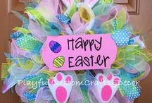 Easter / Easter Recipes, Easter Crafts, Easter Decor, Easter Activities, Easter Ideas, Easter decoration, Easter projects and much more! Here, you can find different ideas and fun activities or projects to enjoy Easter with your kids and family!