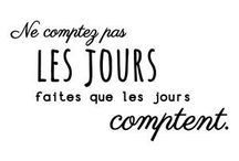 Mes citations fav!