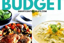Budget Recipes / Cheap and easy meals for a frugal budget. Delicious recipes, meal prep on a budget, frugal recipes, crockpot recipes, instant pot recipes, side dishes, cheap breakfast, lunch and dinner ideas. #budgetrecipes #mealplanning