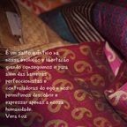 Vera Luz Pics / Palavras compactadas que por vezes servem de agulhas, atingindo partes de nós que há muito vivem adormecidas mas que depois de acordadas têm o poder de mudar o mundo...