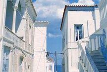 Andros Island, Cyclades Greece