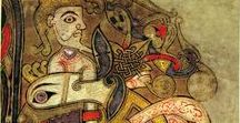 BOOK OF KELLS 800 AD