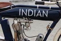 Bikes & Cars / My taste in transport