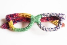 Inspired: Four-eyed Life / Wearing glasses since 1st grade makes it hard for me to imagine a life without them - here is just a taste fashion, graphics, shopping, and celebs! #Glasses / by Jaime Hamilton