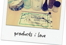 Products I Love & Need!!! / by Alicia Hamlett