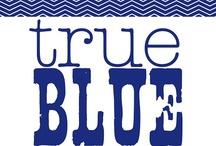 True Blue... / by Alicia Hamlett