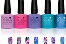 Nails / The one, the only Shellac! / by Bianca Pena