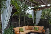 Outdoors / Make lasting memories with these outdoor living ideas.