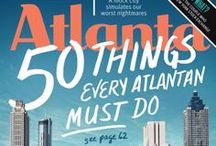 Things to Do in Atlanta / Atlanta is a Brave and Beautiful city. Take a walk down Peachtree Street and find cultural delights, historic events and top-tier attractions around every corner. Here are a few of the Brave and Beautiful faces and places which helped to create Atlanta's progressive legacy. Create your own authentic Atlanta experience with these must-have memories. / by Atlanta, Georgia