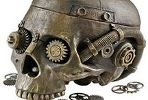 STEAMPUNK / Steam, gears and time travel gadgets with attitude