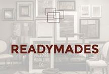 Readymade Frames / Picture Frame Moulding and Readymade Supplier
