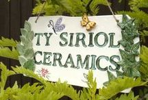 Ty Siriol Ceramics & Crafts / Many of these items can be found in my shops on Etsy. www.etsy.com/shop/TySiriolCeramics https://www.etsy.com/shop/TySiriolCrafts