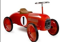 Pedal Cars & Toys / by Barrett Joubert