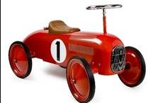 Pedal Cars & Toys