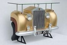 CAR FURNITURE / by Barrett Joubert