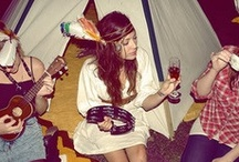 Camping & the Great Outdoors / by Lauren Benson