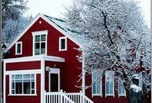 Houses / by Pat Zardi