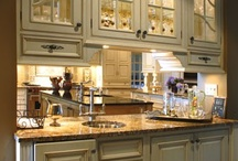 Wet Bar ideas / Wet bar / by Cindy Stover