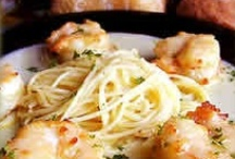 Recipes Shrimp / by Cindy Stover