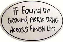 Running It! :) / by Heather Lynn
