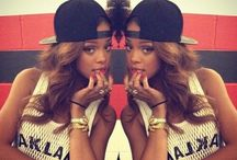 bad girl riri / Yes we are all obsessed with her!!! / by Rowena