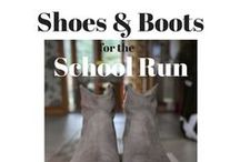 Shoes & Boots for the School Run / You can never have enough shoes so here is my edit of the best school run footwear that I already own or want to own. Shoes can really make an outfit but on the school run, they need to be practical as well as stylish.