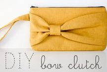 Sewing {Bags & Clutches}